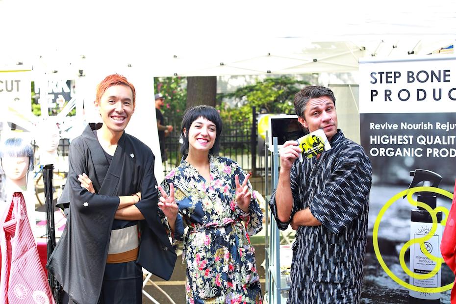 STEP BONE CUT,ステップボーンカット, Japan fes, ジャパンフェス, 日本人サロン, 小顔カット