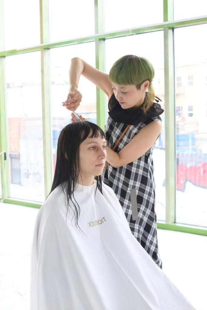 小顔補正立体カット ステップボーンカット 小顔ミスト 小顔効果 プットオンマジック SBCPプロダクト 人生を変える髪の魔法